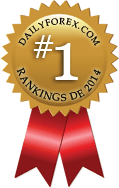 DailyForex.com Rankings de 2014 - Broker Clasificado # 1