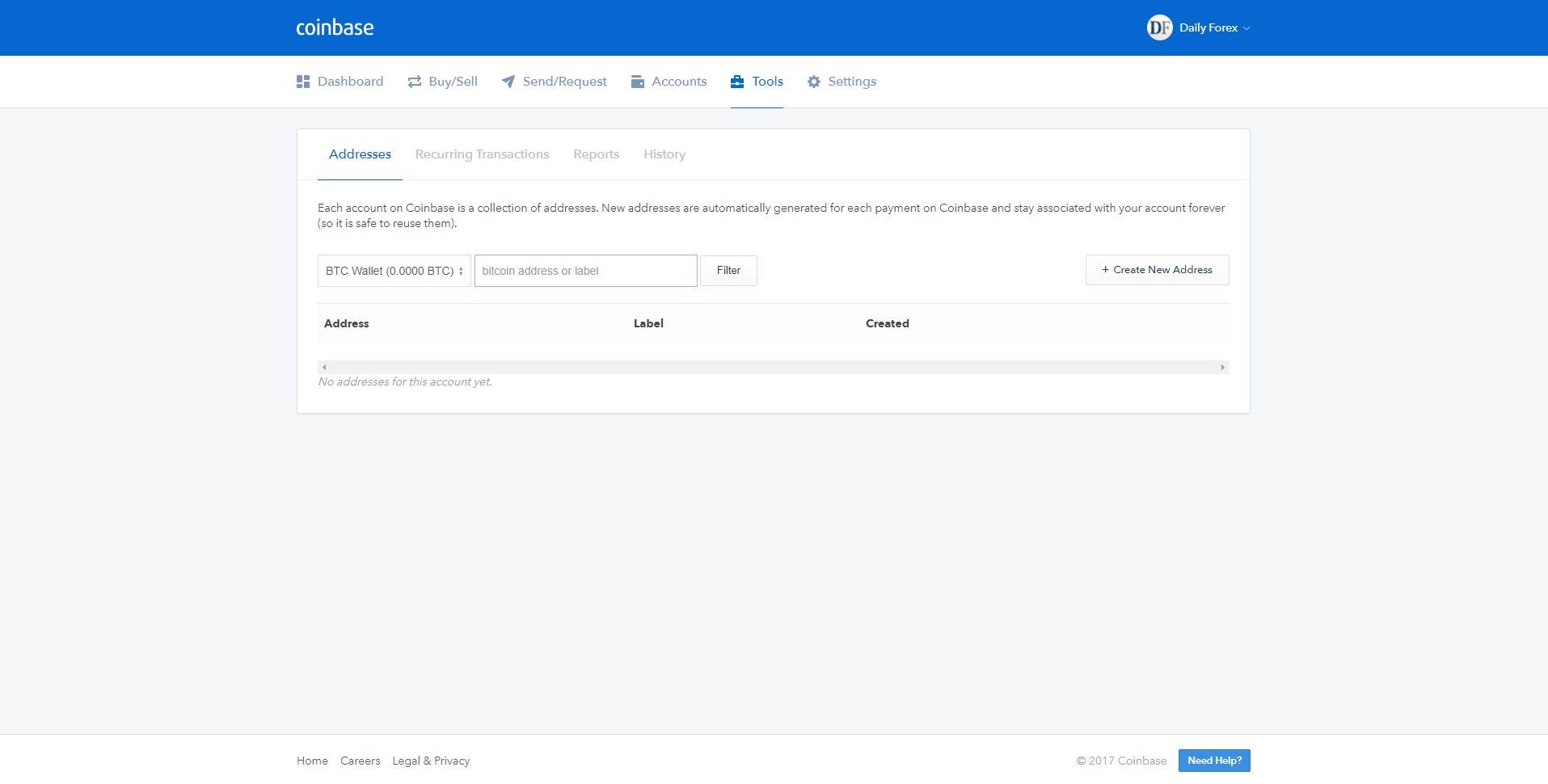 Coinbase broker review