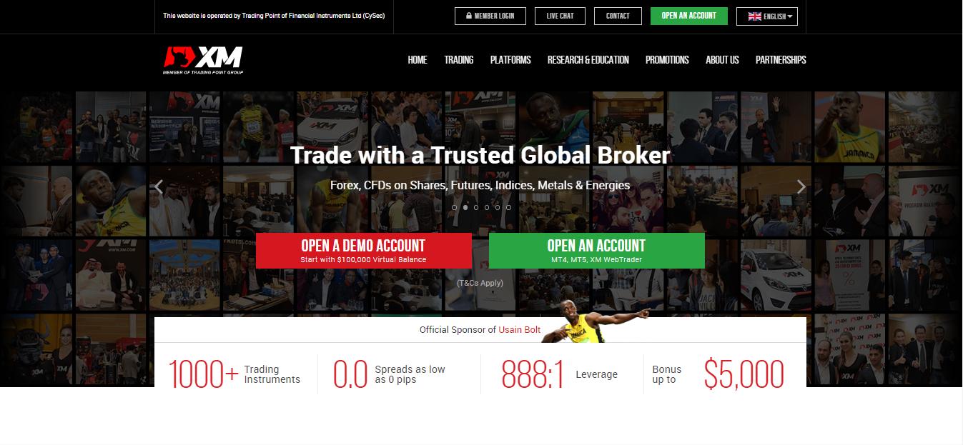 Comparación de comisión de afiliación de broker de Forex